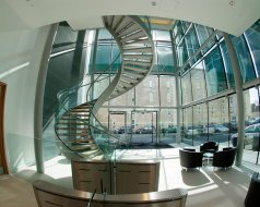 University, London - External solar blinds