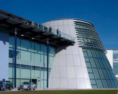 Motor Museum, Surrey- Motorised System 3 Blinds