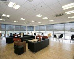 Secondary School, Durham - College blinds