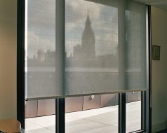 HM Treasury, London - System 3 solar control blinds throughout