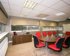 Office, Lake District - System 3E Blind