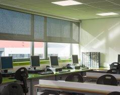 College, Lake District - Kampus blinds